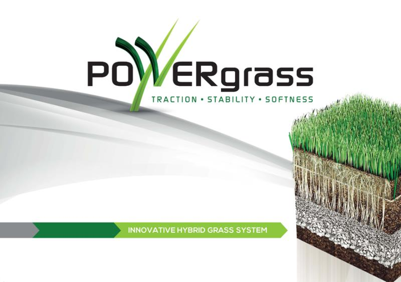 PowerGrass hybrid grass Brochure EN